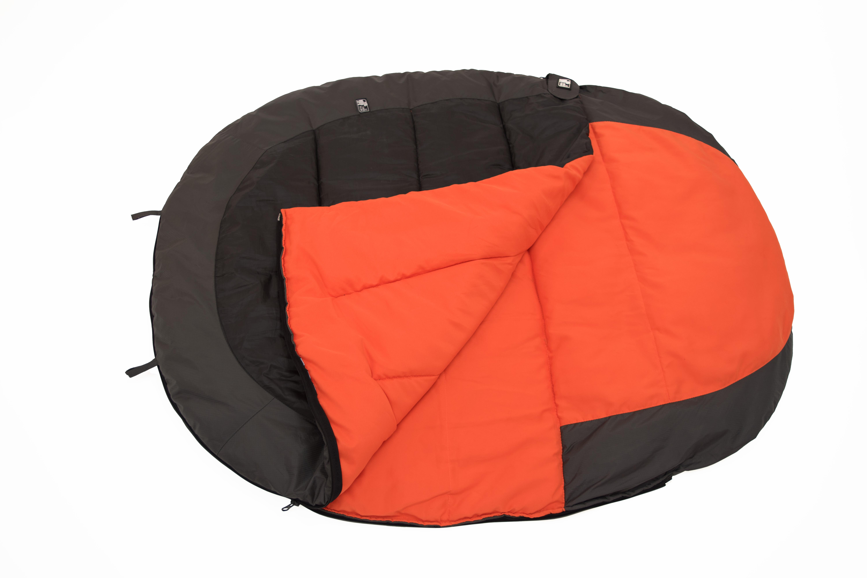 Shape of the Sleeping Bag